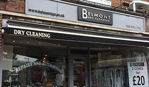 Belmont Dry Cleaners
